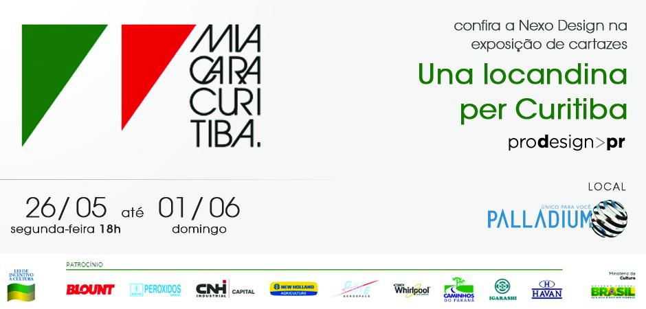 Nexo Design no Mia Cara Curitiba